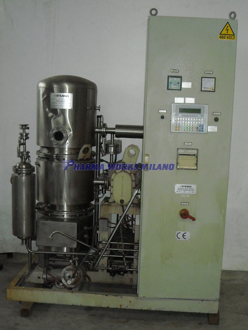 Water Treatment : DISTILLER ( PCH-03 )