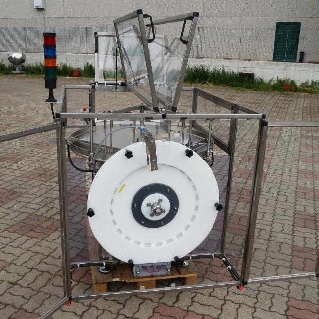 Macchinari nuovi tavolo rotante - Meccanismo rotante per tavolo ...